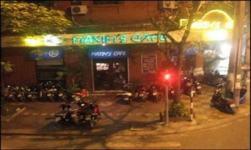 MAXIM'S CAFE