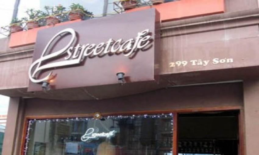 LStreet cà phê