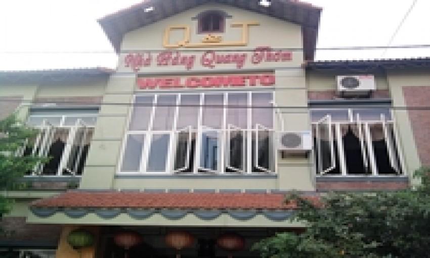 Nhà hàng Quang Thơm