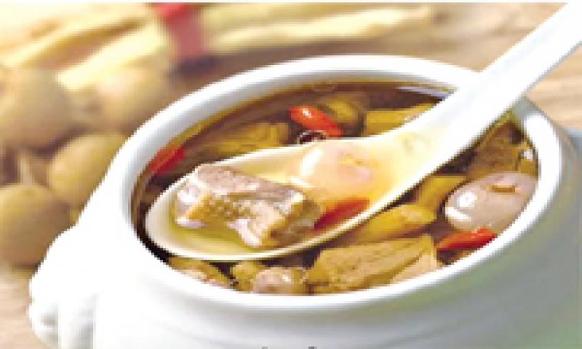 Nhà ăn KS Mường Thanh