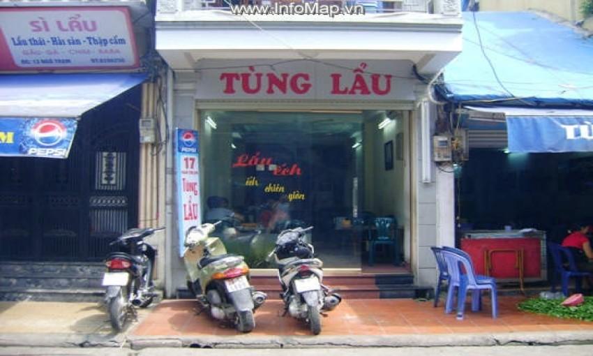 Nhà hàng Tùng Lẩu