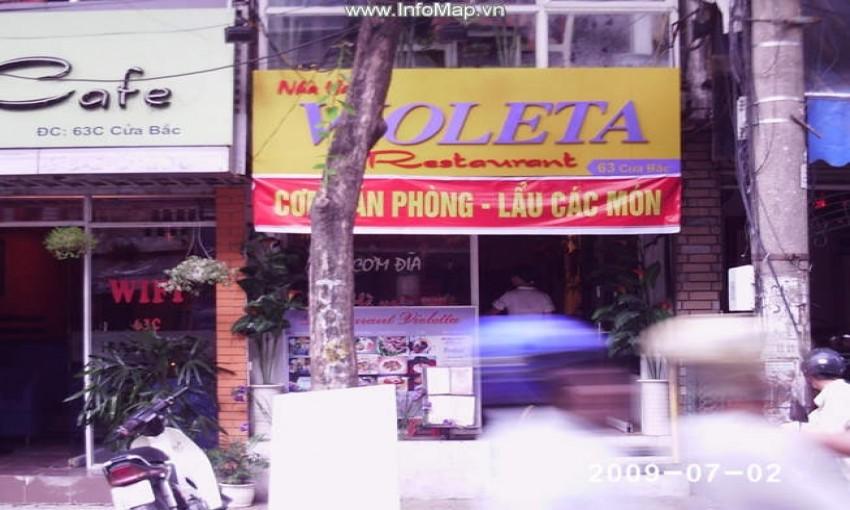 Nhà hàng Violeta