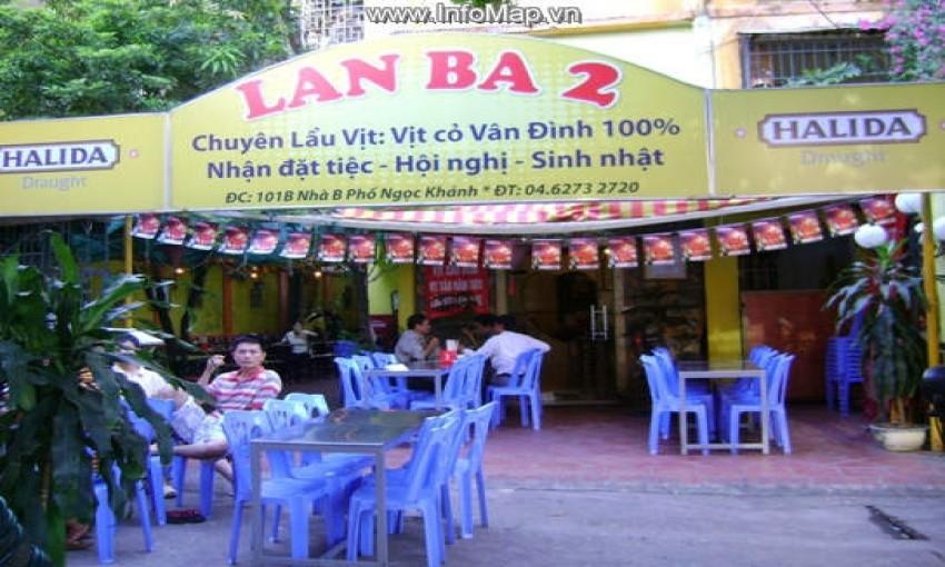 Nhà hàng Lan Ba 2