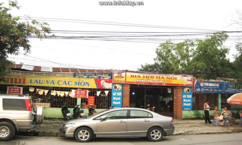 Nhà hàng Hùng - Bia hơi Hà Nội