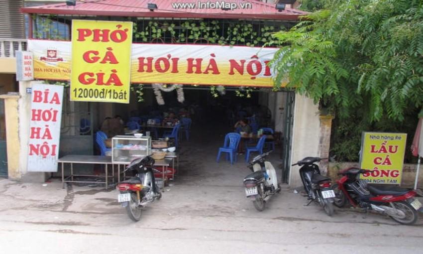 Nhà hàng rẻ - Lẩu cá sông