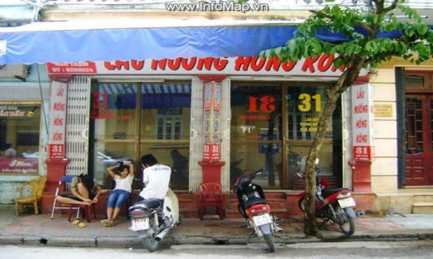 Nhà hàng Lẩu nướng Hồng Kông