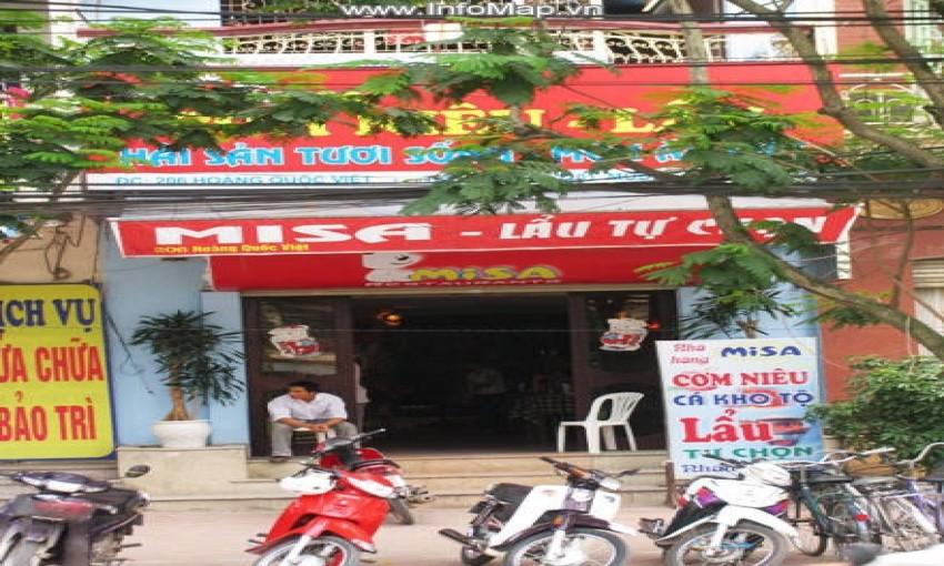 Nhà hàng Misa