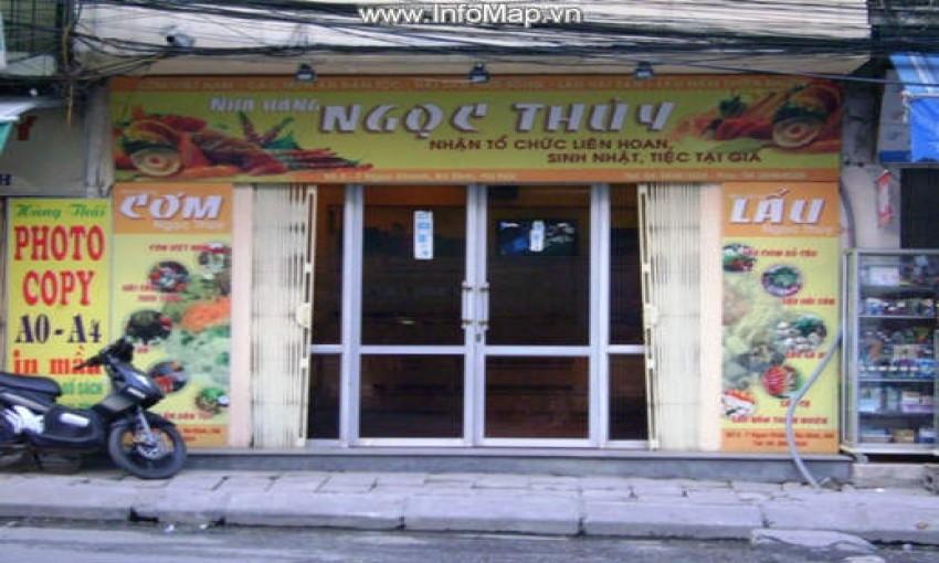 Nhà hàng Ngọc Thủy
