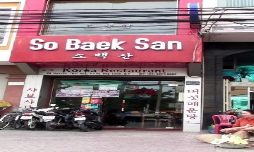 So Baek San