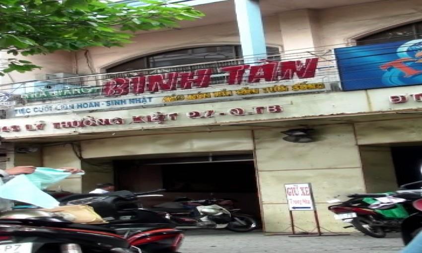Nhà hàng Bình Tân