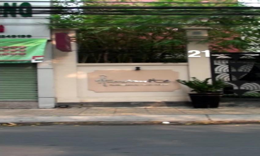 Nhà hàng Pháp Annamite