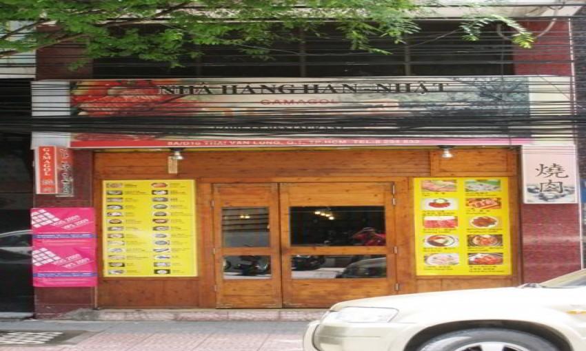 Nhà hàng Hàn - Nhật
