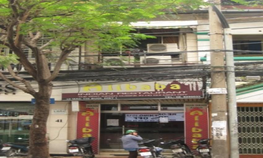 Nhà hàng Ấn Độ Alibaba