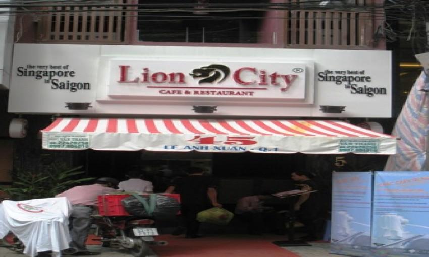 Nhà hàng Lion City