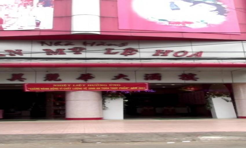 Nhà hàng Tân Mỹ Lệ Hoa