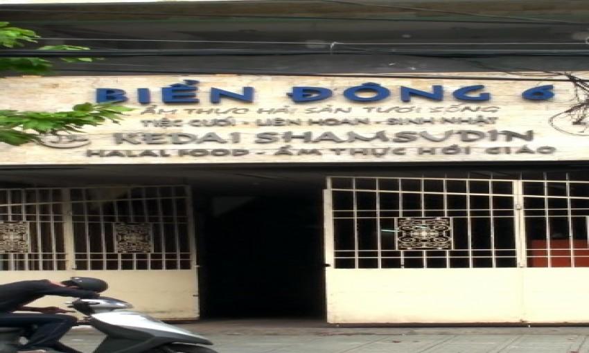 Nhà hàng Biển Đông 6