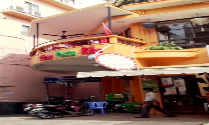Nhà hàng Hoa Quỳnh - Pepperonis Pizza Cafe