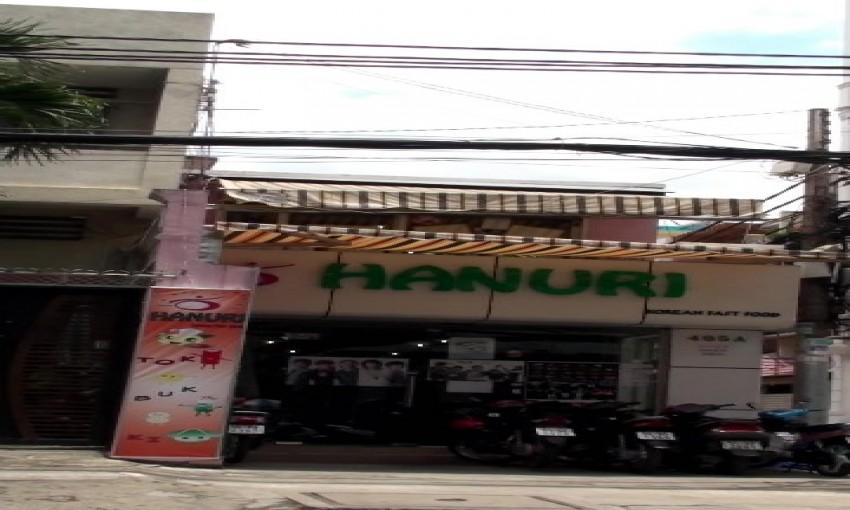 Quán ăn nhanh Hàn Quốc Hanuri