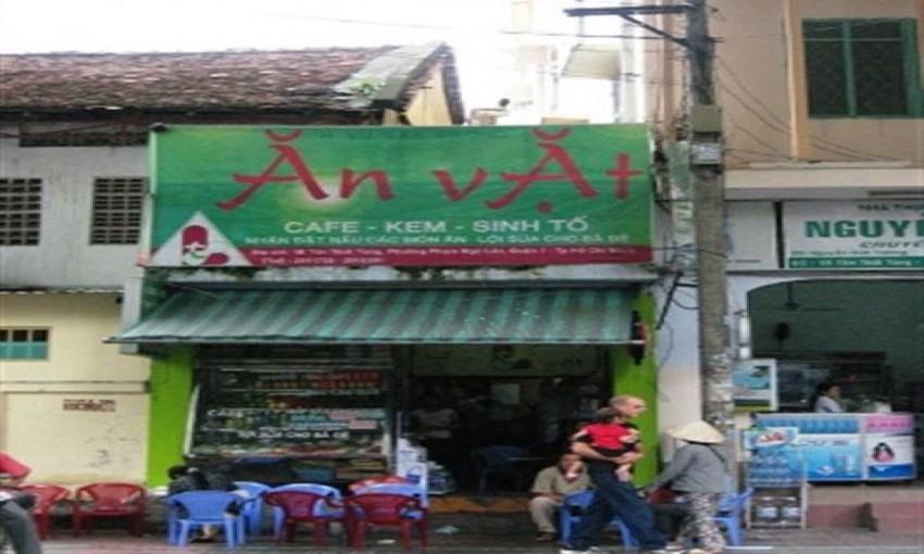 Cửa hàng Ăn Vặt