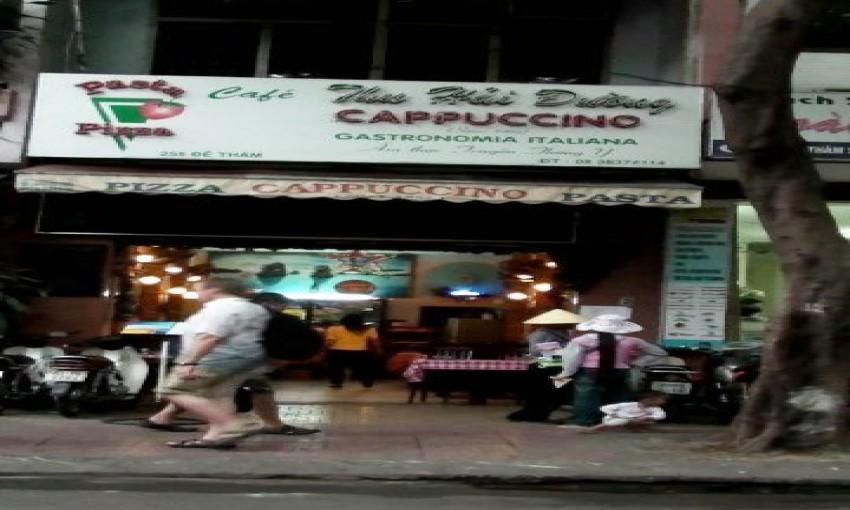 Cafe Thu Hải Đường