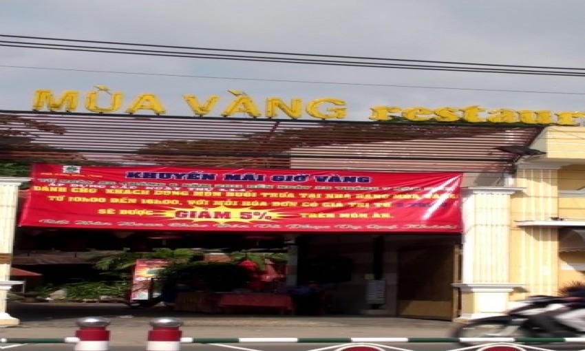 Nhà hàng Mùa Vàng