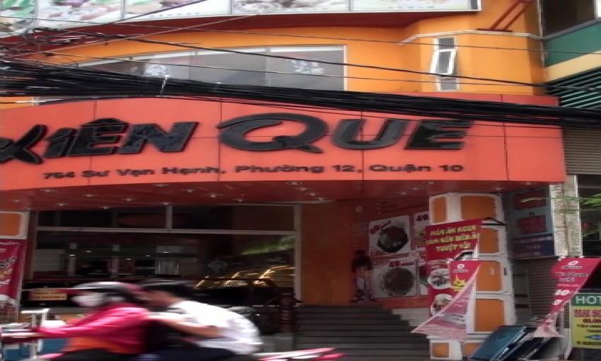 Nhà hàng Xiên Que