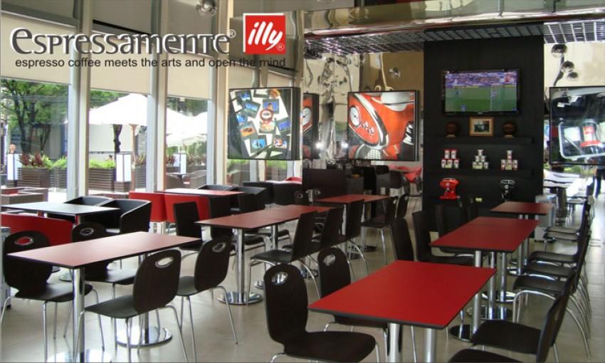 Café Espressammente Illy