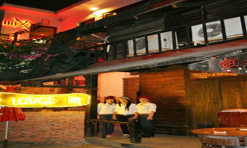 Restaurant - Bar Lodge Bụi