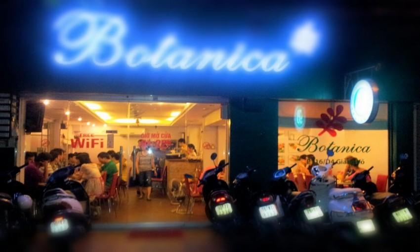 Nhà hàng Botanica