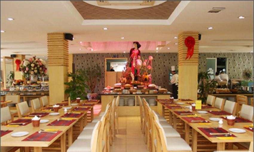 Nhà hàng món ngon buffet