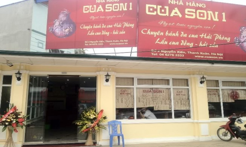 Nhà hàng Cua Son