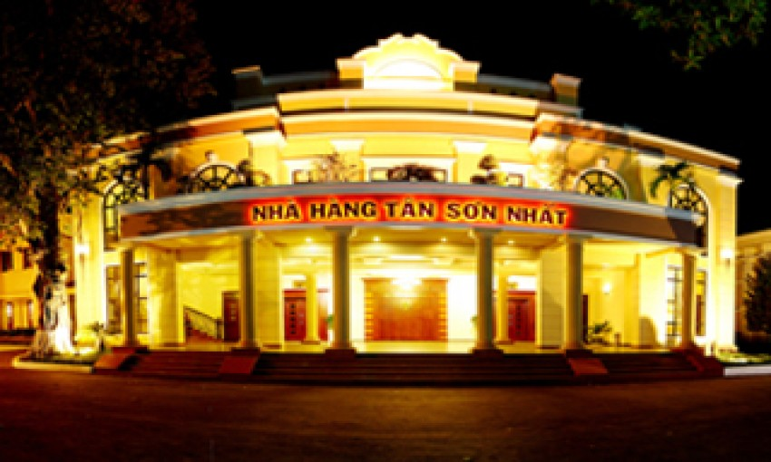 Nhà hàng khách sạn Tân Sơn Nhất (3 Sao)