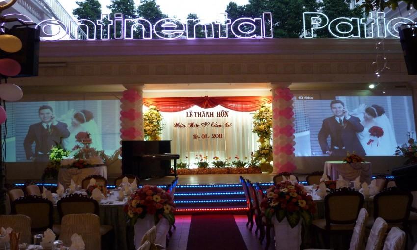 Khách sạn Continental Saigon