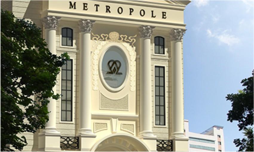 Trung tâm hội nghị và tiệc cưới Metropole