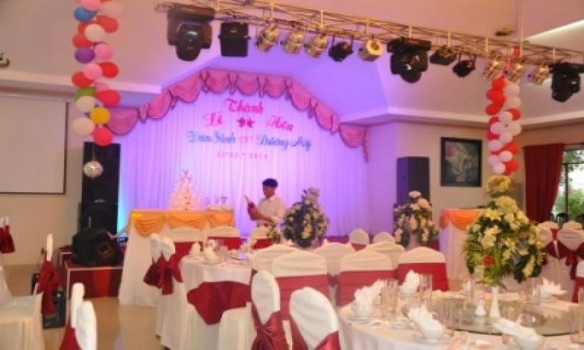 Nhà hàng tiệc cưới Châu Long