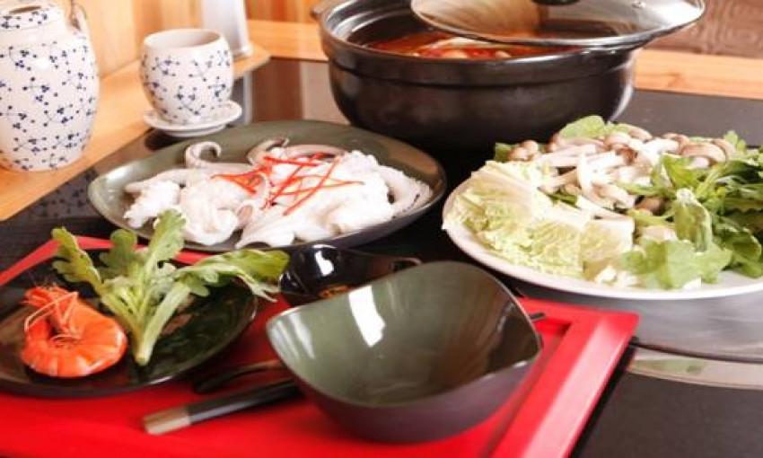 Nhà hàng Sochu 123