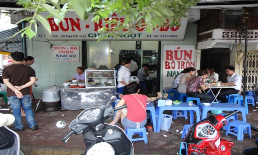 Quán bún Nam Bộ