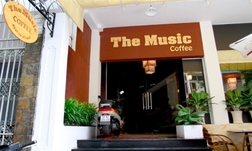 Quán The Music Coffee