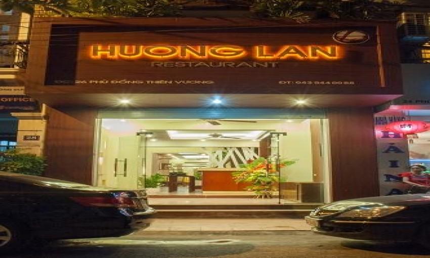 Nhà hàng Hương Lan