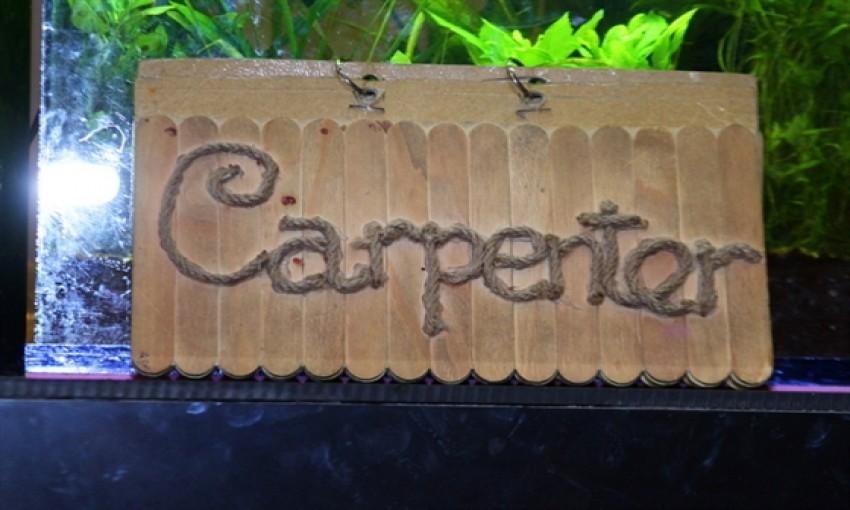 Quán cafe Carpenter