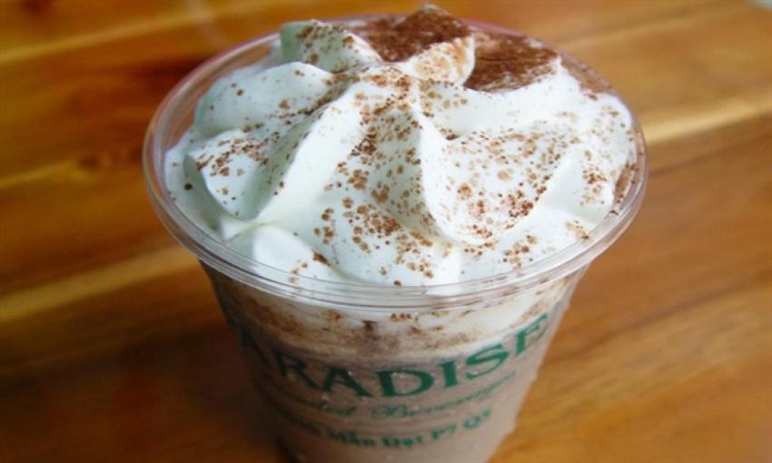 Quán cafe Paradise Coffee