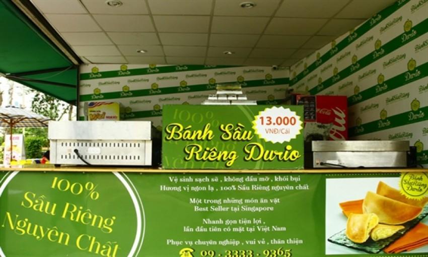 Cửa hàng bánh sầu riêng Durio