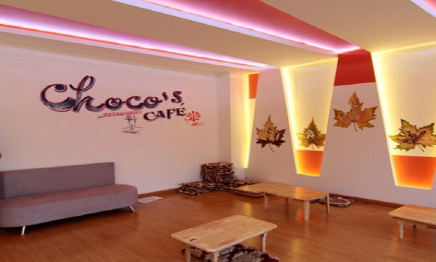Quán cafe Choco's