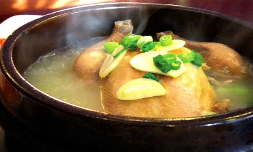 Nhà hàng Gà Hầm Bong Chu