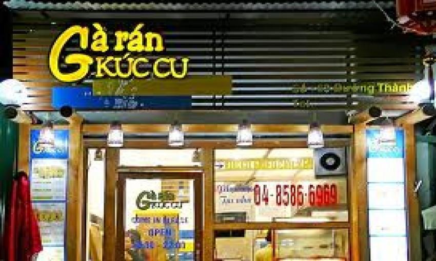 Nhà hàng gà rán Kuccu