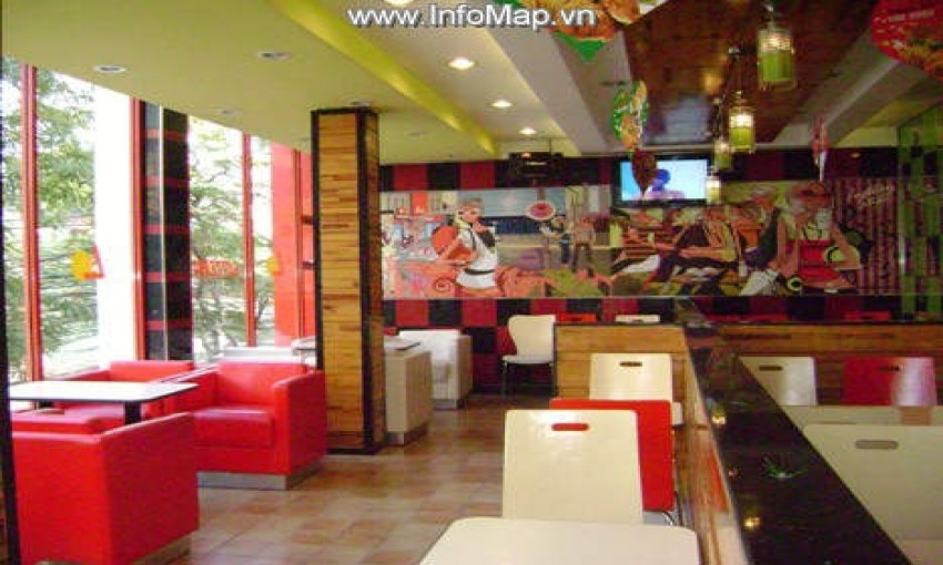 Nhà hàng Lotteria Tây Sơn