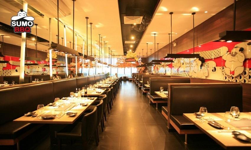 Nhà hàng Sumo BBQ Huỳnh Thúc Kháng