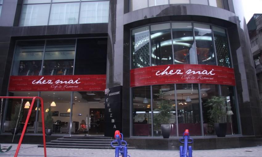 Nhà hàng Chezmai Láng Hạ