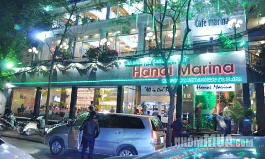 NHÀ HÀNG HANOI MARINA