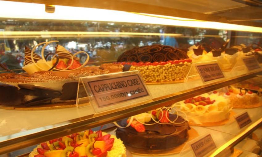 Bánh ngọt Pháp Anh Hòa